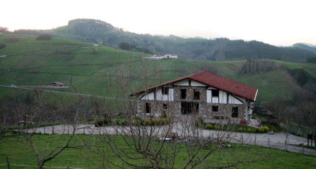 Amezketa. Casa rural