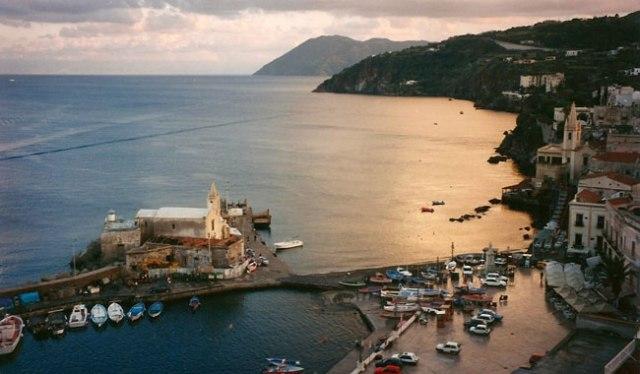 Illa de Lípari. Arxipèlag Eòlies