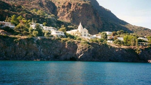 Illa de Panarea. Arxipèlag Eòlies