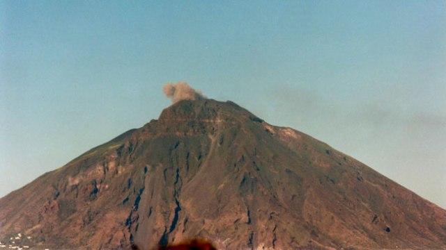 Volcà Stromboli. Arxipèlag Eòlies