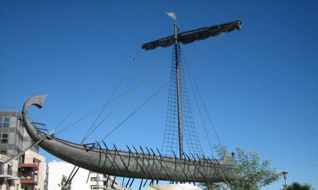 A Volos, la capital de Pelion, hi ha un record per als argonautes