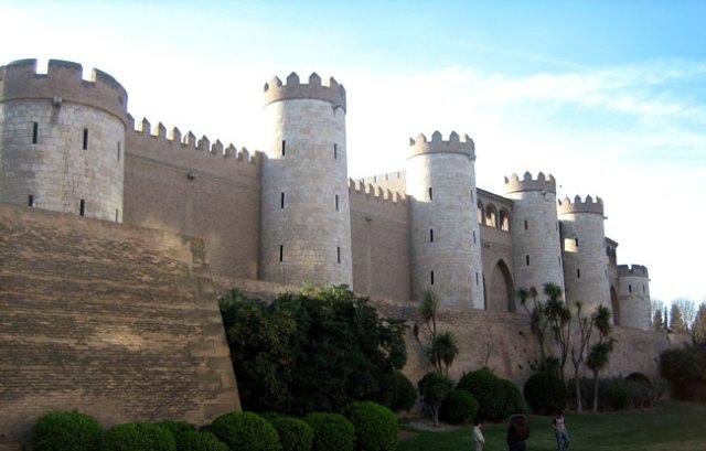 Palacio Alfajería