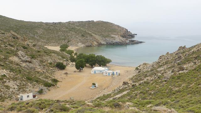 Psili Ammos beach Patmos