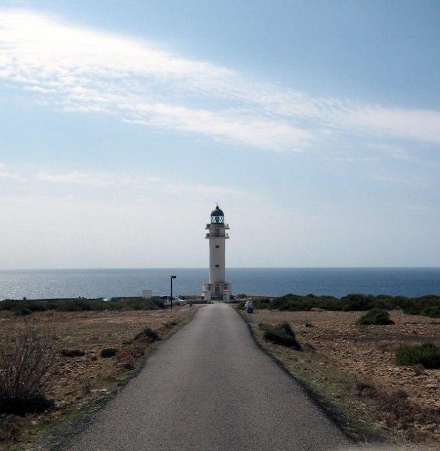 Far Barbaria. Formentera