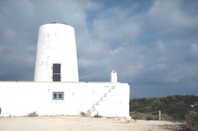 Molí d'Illetes. Formentera