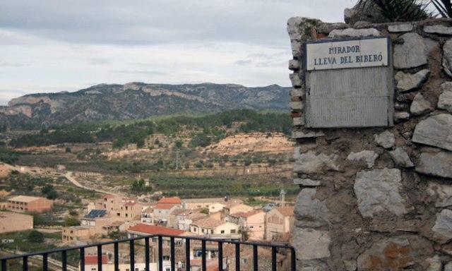 Pinell de Brai. Front de l'Ebre