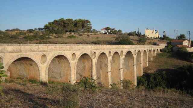 Katuni bridge Kizira.Κύθηρα