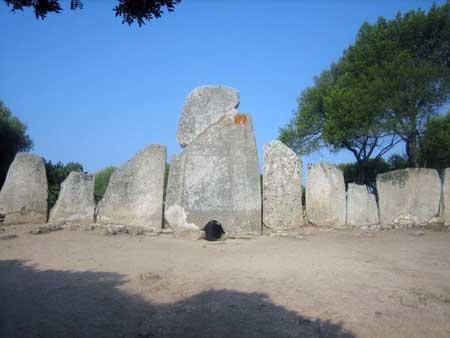 Li Loghi, Sardenya.