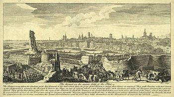 Setge de Barcelona, 1714