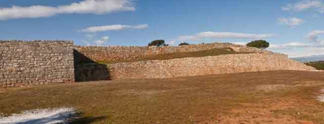 Fortificació ibèrica Montgrós