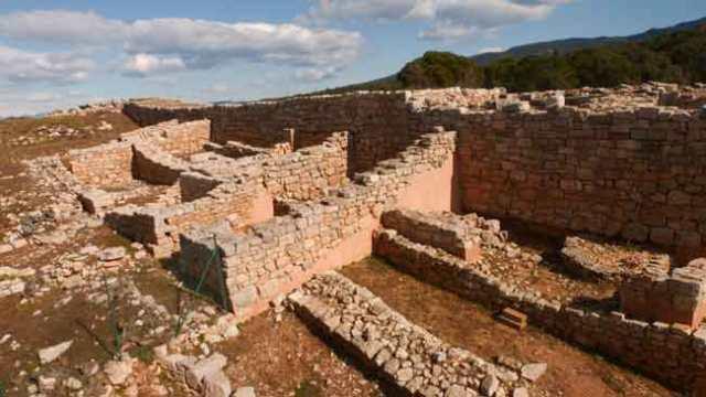 Muralles ibèriques Montgròs