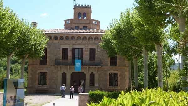 Torre de l'amo Viladomiu nou