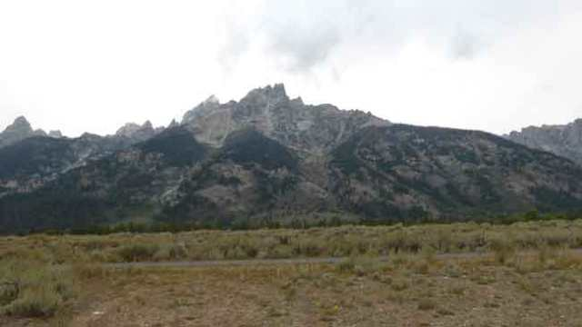 Serralada Teton