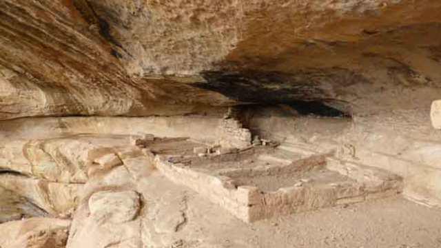 Mesa Verde. Camí als petroglifs
