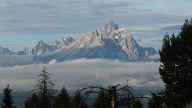 Grand Teton 4.197 m