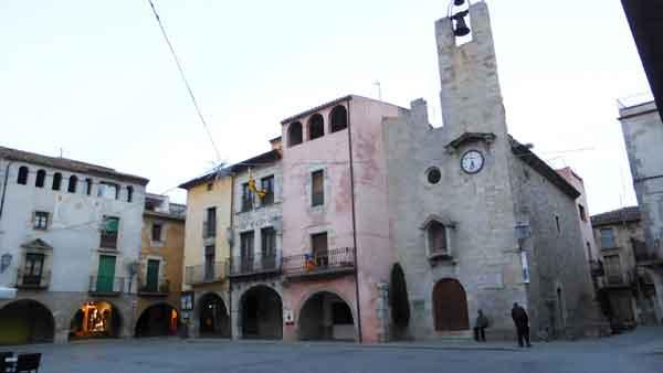 Torroella de Montgrí. Plaça de la Vila