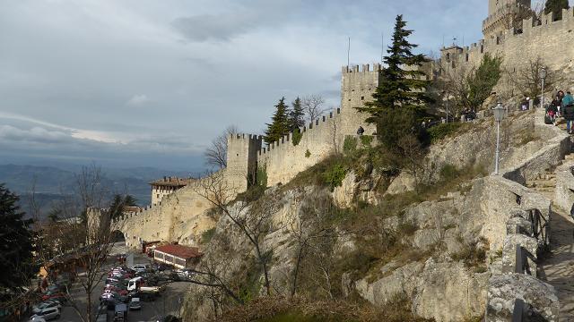 Muralles de San Marino
