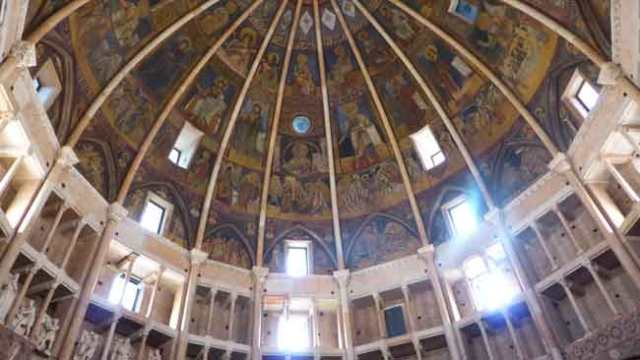 Baptisteri Parma