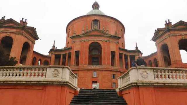Santuari Madona de San Luca. Bolonya