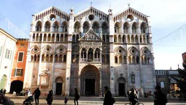 Duomo. Ferrara