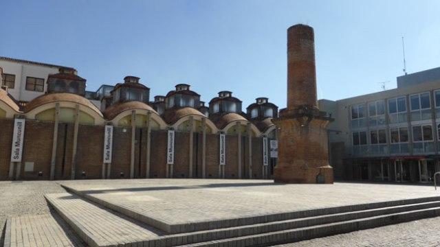 Quadra fàbrica Izard. Terrassa