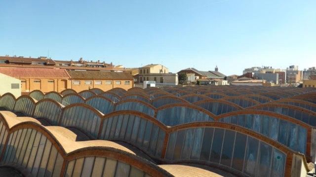 Vapor Aymerich. Terrassa
