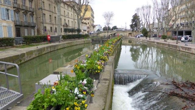Narbona. Canal de Midi