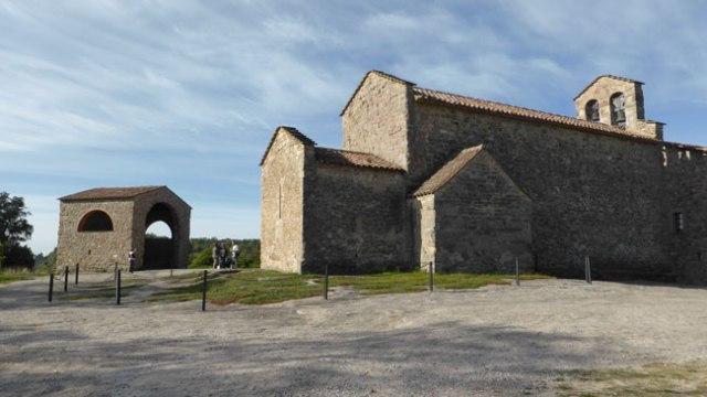 Església Sant Vicenç Obiols