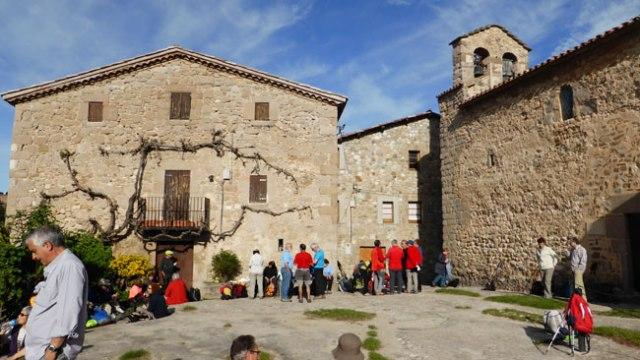 Església S. Vicenç Obiols. Rectoria i casa