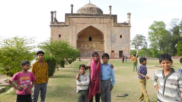 Chini ka Rauza. Agra