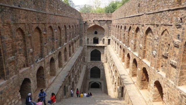 Agrasen ki Baoli. Delhi