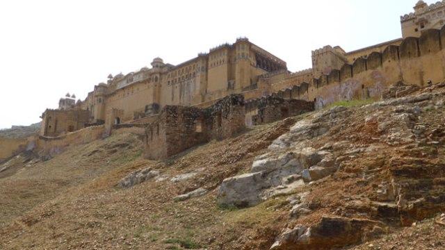 Fort Amber. Jaipur