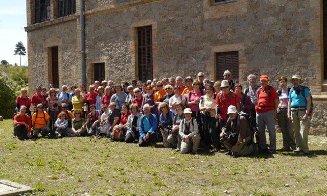 La gent del Muntanyenc de Mollet. Foto: Joan Planas