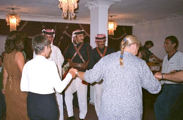 Petra. Dansa ballada per gent jueva i àrab