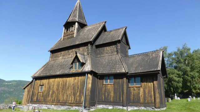 Urnes church