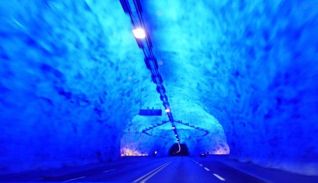 Túnel Aurland - Laerdal