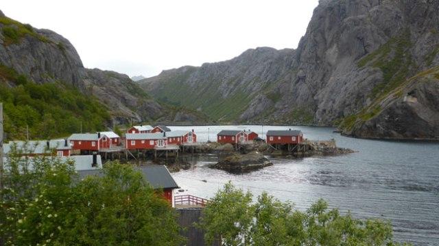 Nusfjord. Lofoten
