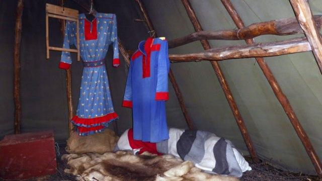 Vestits samis