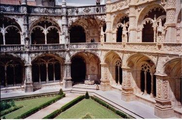 Monestir Los Jerónimos. Lisboa