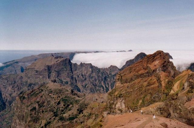 Pico Ruivo. Madeira