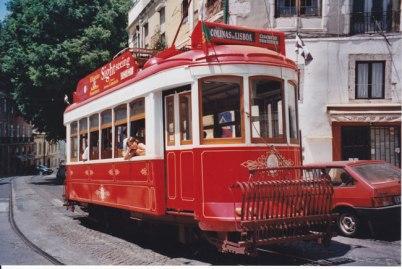 Tramvia. Lisboa