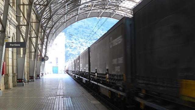 Estació Portbou