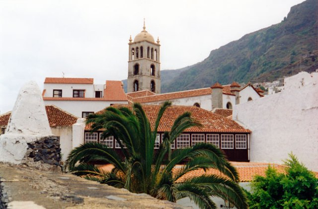 Icod, Canàries