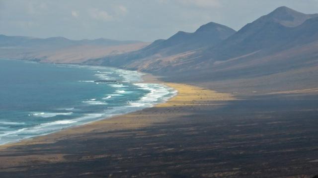 Costa Cofete. Fuerteventura