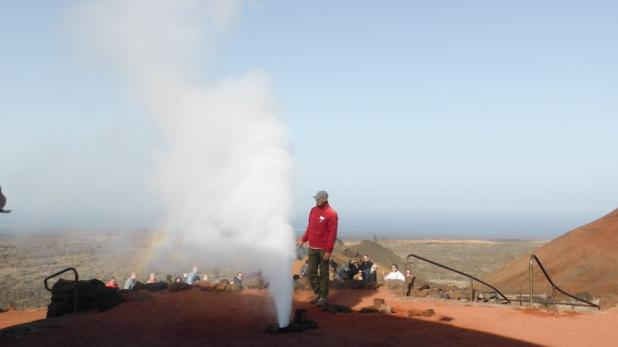 Montaña de Fuego. Parc Nacional Timanfaya. Lanzarote