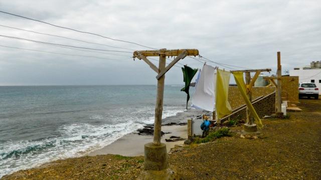 Puertito de la Cruz. Fuerteventura