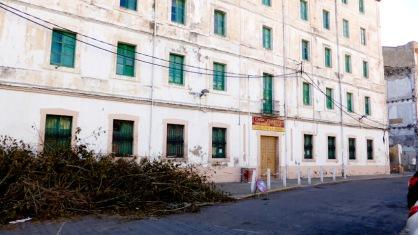 Caserna de la Guàrdia Civil. Portbou