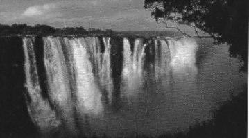 Victoria Falls. Zimbabwe