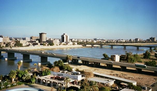Tigris. Bagdad. Foto: Gloria Condal