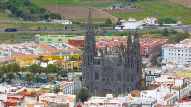 Arucas. Gran Canaria